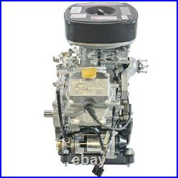 25hp Kawasaki Engine fits carbureted John Deere 425 tractor FD750D-JD425C-R1