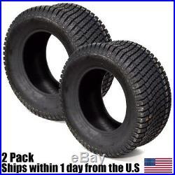 2PK 23X10.50-12 P332 23X1050-12 4 PR Lawn Mower Tire Fits Turf Master Style