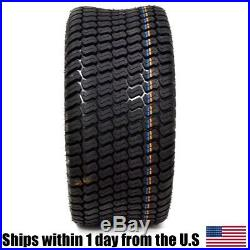2PK 23x10.50-12 23/10.50-12 Turf TIRE P332 4PLY Fits Riding Lawn Mower Tractor