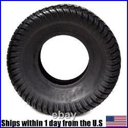 2PK Mower 18x10.50-10 Turf Tires Low Profile Fits Walker 8075-1 18x10.5-10