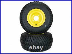 2 Wheels and Tires Fits John Deere ZTrak 18x8.50-8 Z225 Z335 Z355 W48R W52R W61R