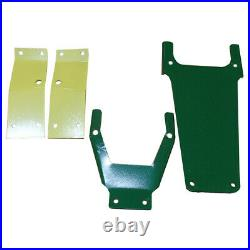 3 Piece Seat Cushion Set with SBK400 Brackets Fits John Deere 2520 3020 4020 4320