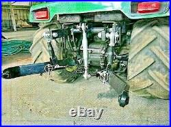 3 point Hitch Kit CAT 1 fits John Deere 318 322 420 430 Made in USA Ruegg MFG