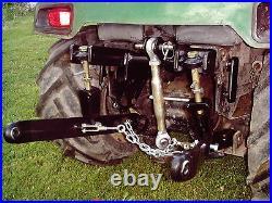 3 point hitch fit John Deere 316, 318,322,330,332,420 430 Tractor Ruegg MFG
