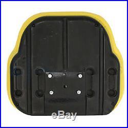 5000SCKIT Yellow Seat Cushion Kit for RE62227 Seat Fits John Deere 5200 5300 540