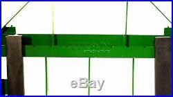 60 Pallet Fork Attachment fits John Deere 200,300,400,500 Loaders