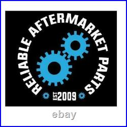 800-294 New Fits John Deere 7' Black 12 ga Under Serrated Riveted Sickle Assembl