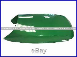 AM132529 Upper Hood Fits John Deere LX, GT, GX Series Mower
