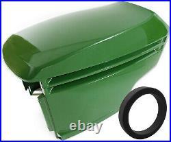 AM132688 AM132529 Lower Upper Hood Foam Kit Fits John Deere LX GX GT 325 335 345