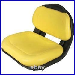 AM136044 Yellow Seat fits X Series Fits John Deere Models