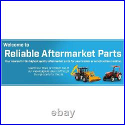 Arm Rest Kit Fits John Deere 1023E 3032E 3038E 3203 Compact Tractors