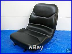 Black Seat Fits John Deere Compact Tractor 670,770,790,870,970,990,1070,3005 #fo