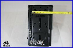 Black Trac Seats Tractor Suspension Seat Fits John Deere 2750 2755 2840 2855