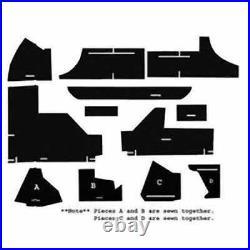 Cab Foam Kit less Headliner fits John Deere 4230 4240 4040 4430 4630 4440 4640