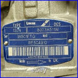 Delphi Lucas CAV DP 200 4 Cylinder Fuel Pump Fit John Deere 8923A511W (RE504910)