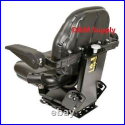 Deluxe big boy tractor seat to fit John Deere, Ford, Case, IH