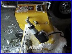 FIT John Deere 1023e 1025r 1026 & X SERIES Snow Blower Chute Control ROCKER KIT