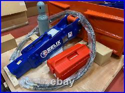 Felix Hydraulic Hammer Breaker Fits 2000 7000 lbs Skid Steer Mini Excavator