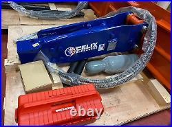 Felix Hydraulic Hammer Breaker Fits 5000 10000 lbs Skid Steer Mini Excavator