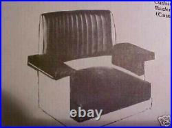 Fits, JOHN DEERE 420-430-440-1010-2010 CRAWLER SEAT, Tractor
