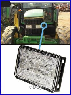 Fits John Deere 6000-7010 Series Tractor Light LED Hood Light Forage Harvester
