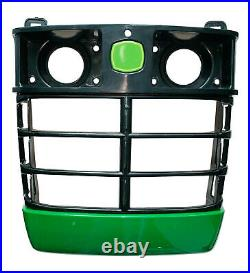 Front Grille/Mounting Pad/Clips Replaces LVA11379 Fits John Deere 4500 4600 4700