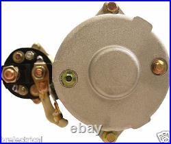Gear Reduction John Deere Starter Fits 3010 3020 4020 Tractor 12 Volts