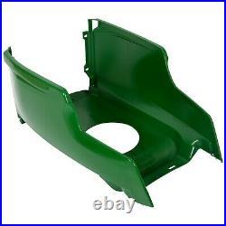 Green Lower Hood Fits John Deere 325 335 GT225 GT235E GT235 GT245 For AM132688