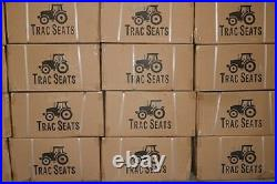 Grey Suspension Seat Fits Ford /new Holland 2n 8n 9n Naa 640 Tractor