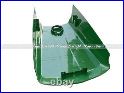 Hood/Fuel Door Kit/PanelsLH&RH/Catch/Cowl & Cover fits John Deere 4200 4300 4400
