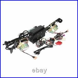 Jensen Mini Heavy-Duty Radio Kit for Skid Steer fits John Deere 323D 320D 318D
