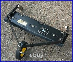 John Deere 14SB JX75 JA62 JA65 JE75 14SE Dethatcher BM22339 Fits all aluminum