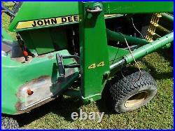 John Deere #44 front End Loader and Weight Box! Fits John Deere 430 Tractors