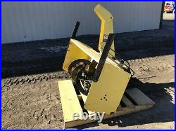 John Deere 47 Snowblower, Front Mount, Hydro Cut, Fits 655, 755, 855 Tractors