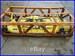 John Deere 72 Mid Mount Mower Deck fits 4500 4600 4700 4510-4710 NEW in crate