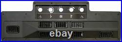 John Deere A/C Control Bezel Black Fits 4030 4040 4440 Replaces OEM AH118028