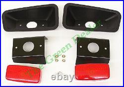 John Deere Complete Taillight Kit Fits 318,420, & 430