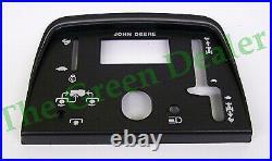 John Deere Dash Fits 316 318 322 330 332 420 Lawn & Garden Tractors M94094