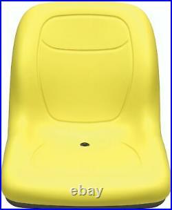 John Deere Gator Yellow Seat Fits E-Gator TH6X4 TE and Trail Series