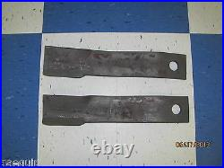 John Deere W45327 Blades, Fits The Mx5 And Mx6 Rotary Cutters, Same Day Shipping