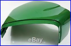 LVU12349 LVU10567 Hood Cowl Set Fits John Deere 4200 4300 4400 4500 4600 4700