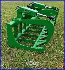 MTL Attachments 66 Root Grapple Bucket fits John Deere Tractor Loader