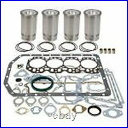 Massey Ferguson Engine Overhaul Kit 23c Std. Diesel To35 35x(fe)