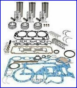 Massey Ferguson Engine Overhaul Kit 3 Cyl. 3.152 Diesel 35 50 205 203