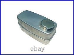 Muffler, Exhaust Pipe WithGasket Fits John Deere D100 110 D120 UP S/N