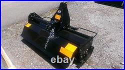 NEW 55 3 pt POINT GARDEN ROTARY TILLER ROTOTILLER tractor fit kubota, john deere