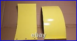 New 54 Snow Plow Blade Extensions To 72 Wide Fits John Deere Snow Plow
