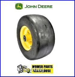New Flat Free Tire Wheel Assembly Fits John Deere Tca19309 Tca16946 13x6.50-6