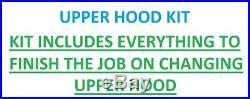 New Kumar Bros USA Upper Hood KIT Fits John Deere LX188