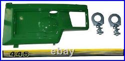 New LEFT Side Panel KIT AM128983 Fits John Deere 445 LOW S/N